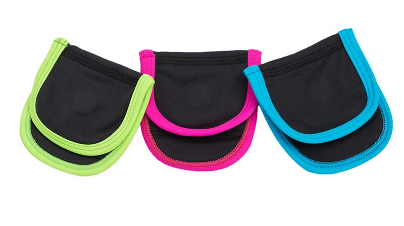 Saggio Pockets in three colors